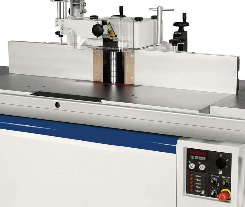 Fixed Spindle Shaper - SCM Class TF130  - Digital Review