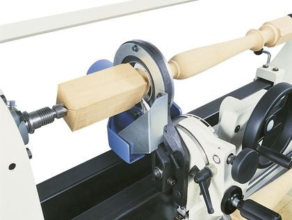 Pre-Cutting Tool - MiniMax T124 Woodturning Copy Lathe