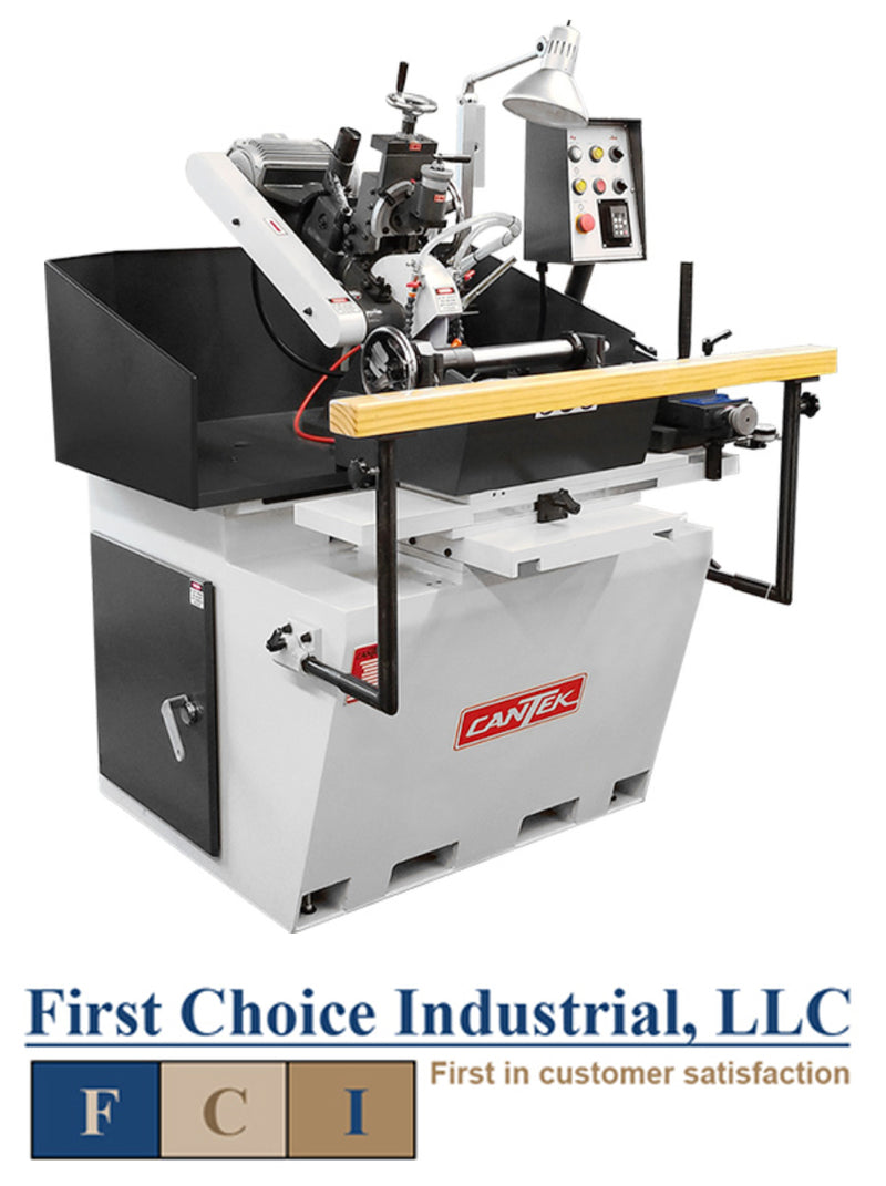 Profile Grinder - Cantek JF-330A Series - First Choice Industrial