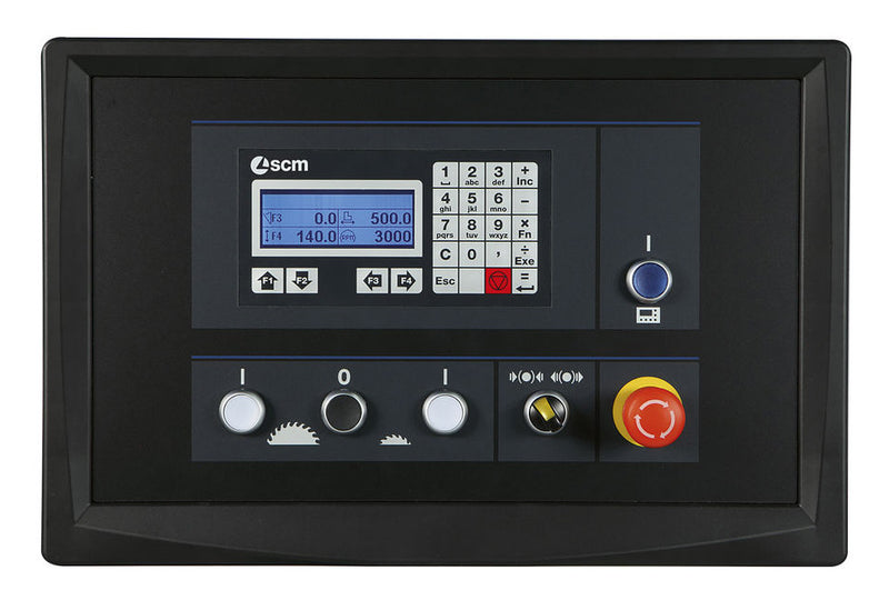 SCM Class Si 400ep - 4 Inch LCD Colour Screen