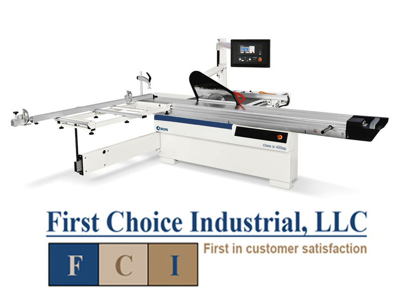 SCM Class Si 400ep Sliding Table Saw - First Choice Industrial