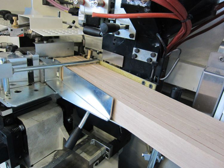 Stefani KD-FRT Edgebander - Edegebanding with Solid Wood up to   12 MM Thickness