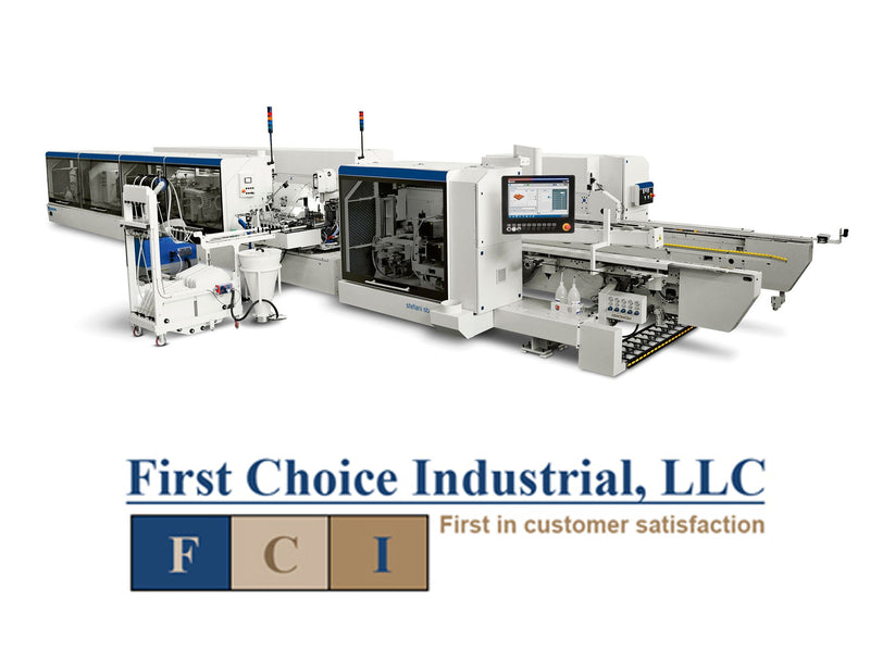 Stefani SB - First Choice Industrial Machinery Edgebander Consultation - Sales - Services