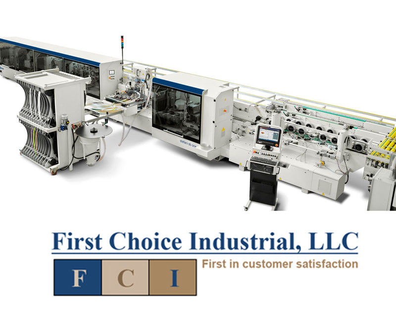 Stefani sb one - First Choice Industrial Machinery Edgebander Consultation - Sales - Services