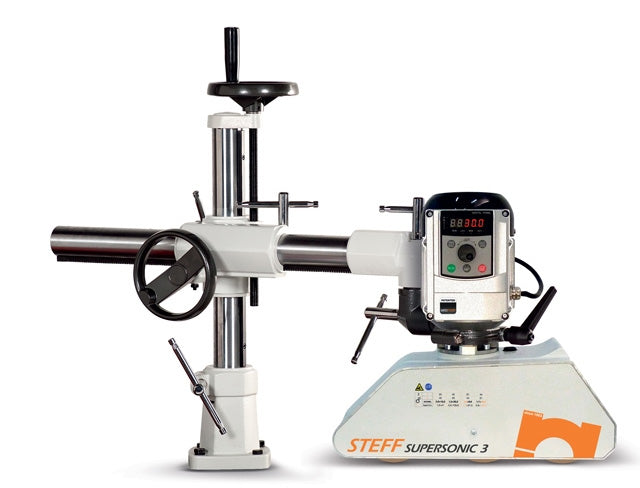 Steff Supersonic 3 - 3 Roll - Variable Speed - Supersonic Power Feeder - First Choice Industrial