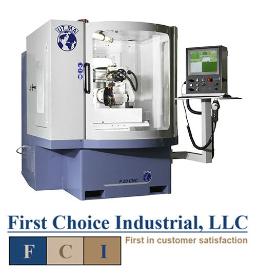 UTMA P20 CNC Profile Grinder - First Choice Industrial