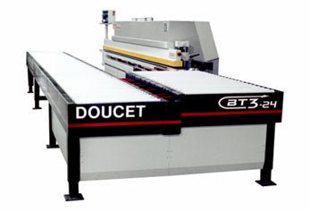 Doucet BT3 Return Conveyor for Edgebanders