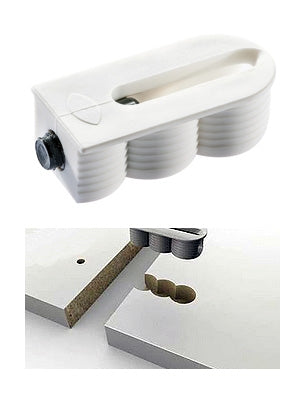 Cabineo Connectors for Routed Pockets