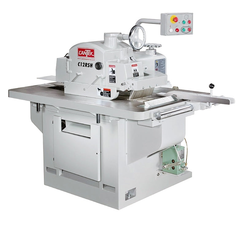 Cantak C12RSH 12 Inch Glue Line Ripsaw - Available from First Choice Industrial in Metro-Atlanta, GA