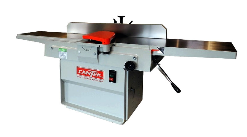 Cantek 12 Inch Spiral Head Jointer - Model J127LH