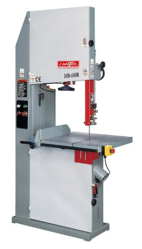 Cantek 20 Inch Bandsaw - Model HB500R - 3 PH with 3 HP Motor