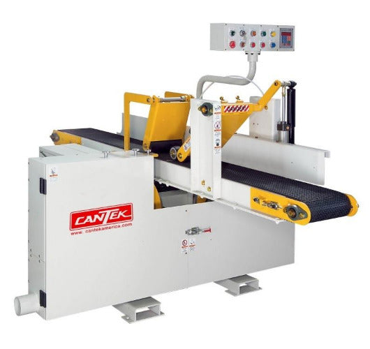 Cantek Hydraulic Single Head Horizontal Band Resaw - Model: HR-11P - w/Tilting