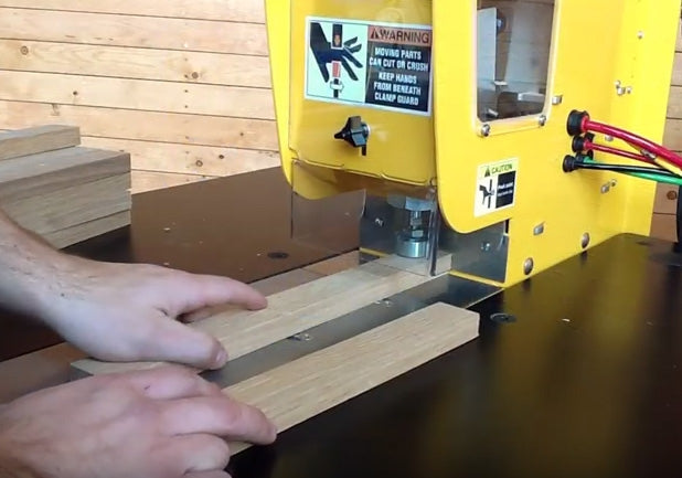 Castle CSI 1.5D Pocket Hole Machine And Screw Inserter - Detail 3