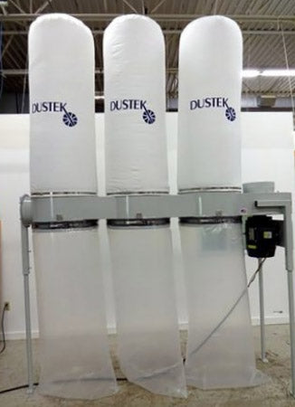Dustek E750 Dust Collector - Three Phase