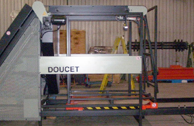 Doucet EMP Automatic Stick Stacker - Detail 4
