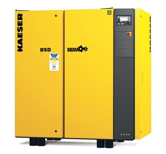 Kaeser BSD Series Rotary Screw Air Compressors