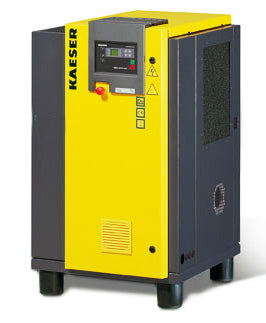 Kaeser SM !15 Rotary Screw Compressor