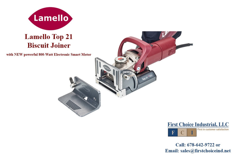 Lamello Top 21 Biscuit Joiner
