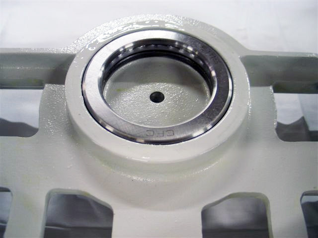 Omga 1L 300 12 Inch Compound Mitre Chop Saw - Detail Photo of Rotation Bearing