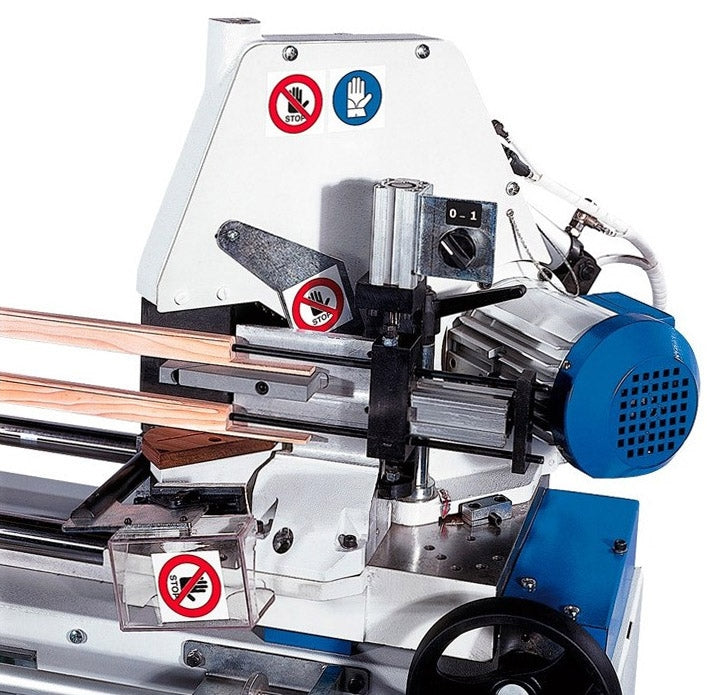 Omga 8.5 Inch Double Mitre Chop Saw - Model TRF 527