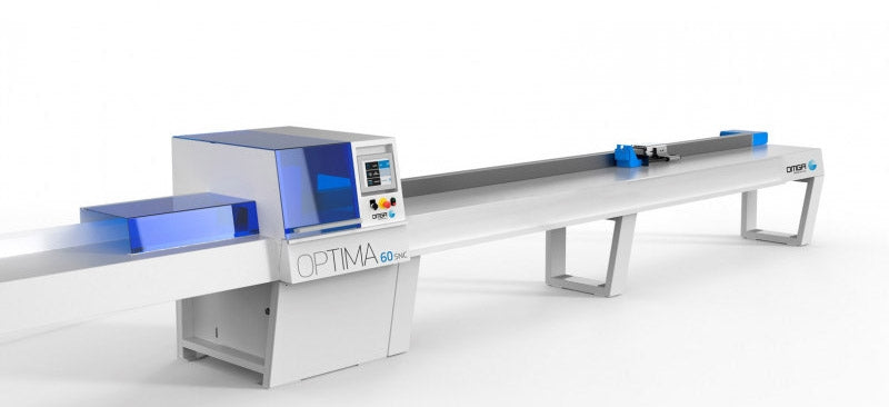 Omga Automatic Push Feed Saw - Model OPTIMA 60