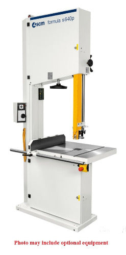 SCM Bandsaw - Model Formula S 640p  - 24 Inch - 3ph
