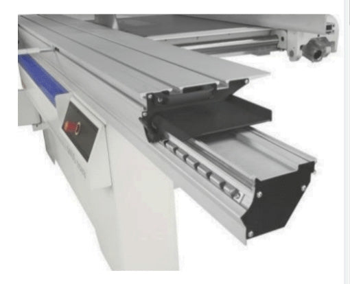 SCM SI 400 EP Nova Sliding Table Saw - Wider Sliding Table