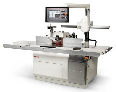 SCM TI7 L'invincibile Spindle Moulder Shaper - Photo 1