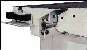 TF-130-PS-Class-Shaper - Sliding Table Detail 2