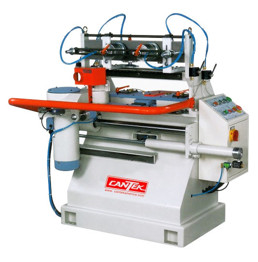 Automatic Dovetailer - Cantek Model JDT75 - 3 Phase