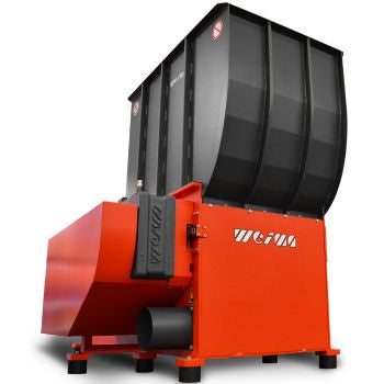 WEIMA WL 6 Wood Grinder and Shredder.