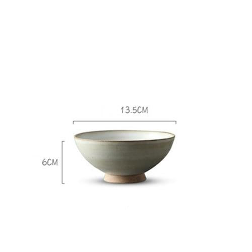 Japanese Retro Style Ceramic Dinnerware