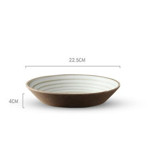 Japanese Retro Style Ceramic Dinnerware - Elite Kitchenwares