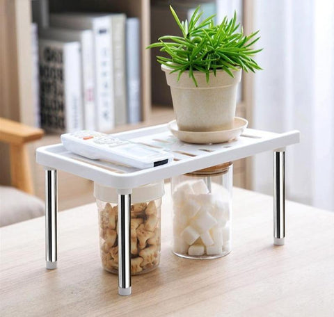 Adjustable Kitchen Storage Shelves (Small)