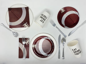 Football Fanatics Party Kit