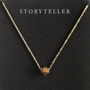 Story Teller Necklace