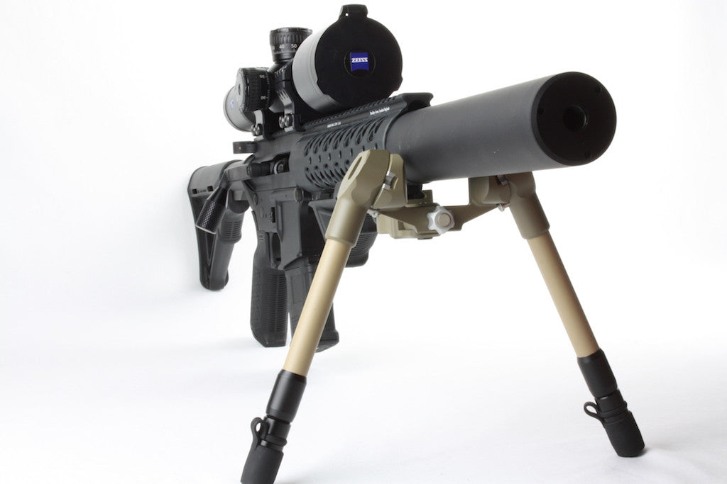 New bipod launched for the Shot Show - The Fulcrum