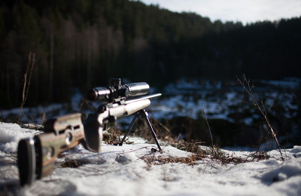 Browning X-Bolt with GRS stock - Norway