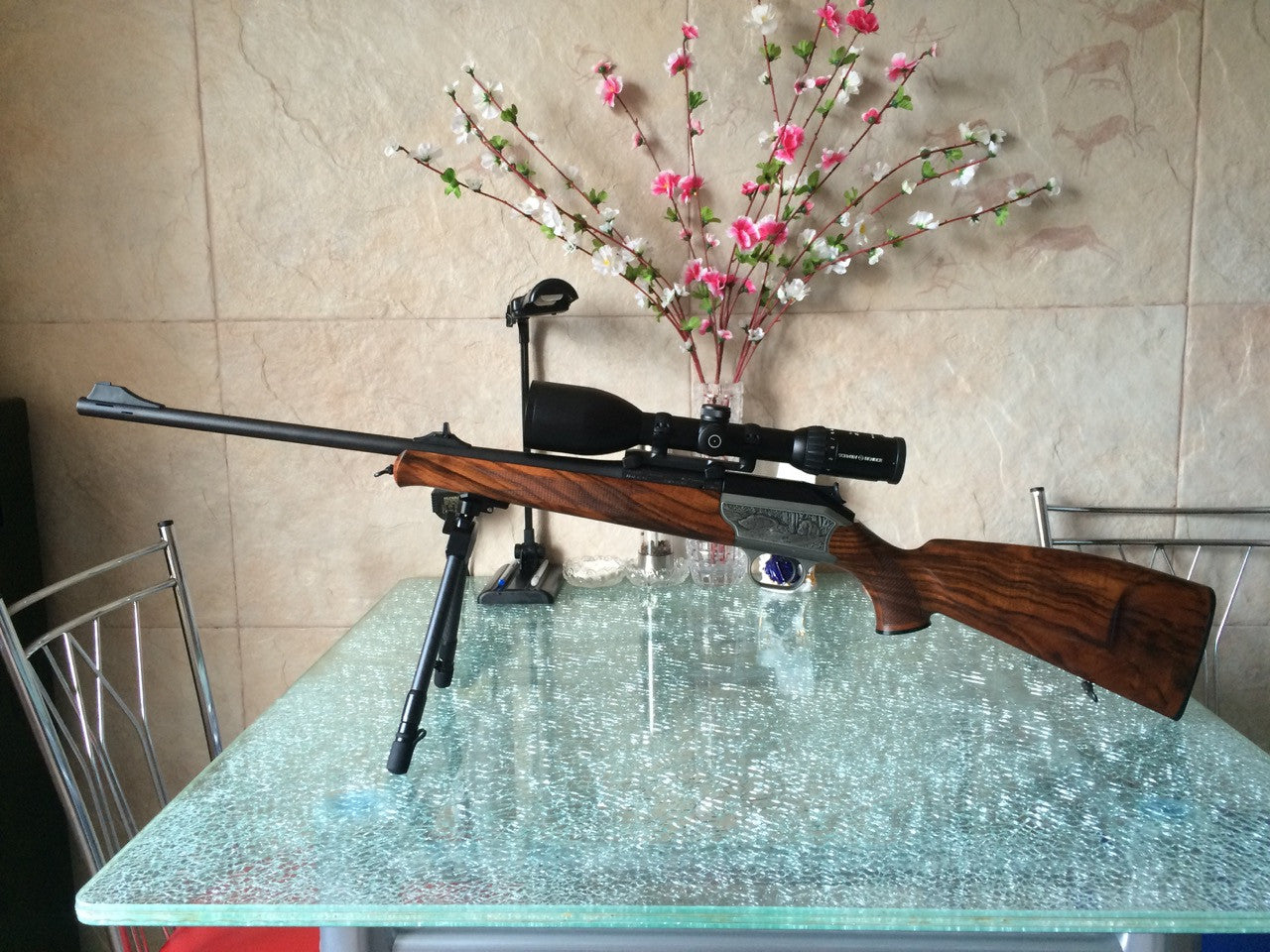 Blaser R93 from Russia