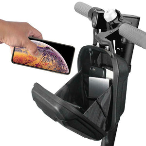 Electric Scooter Handlebar Storage Bag | Scootable