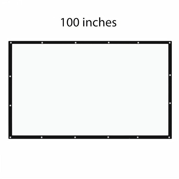 BoldProjector™ - 100 Inch Screen
