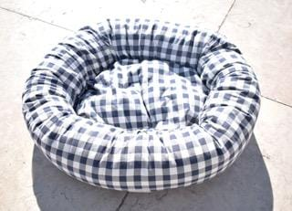 Bed Donut Vichy