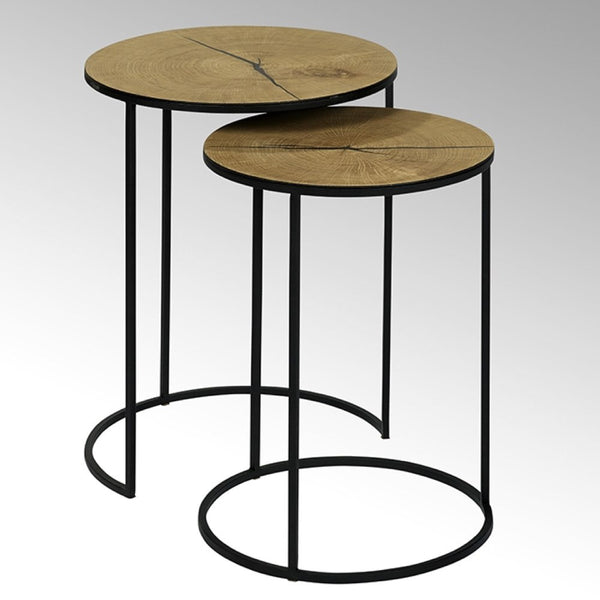 LIAYO sidetable by Lambert