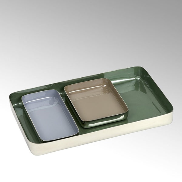 MALMOE TRAY SET