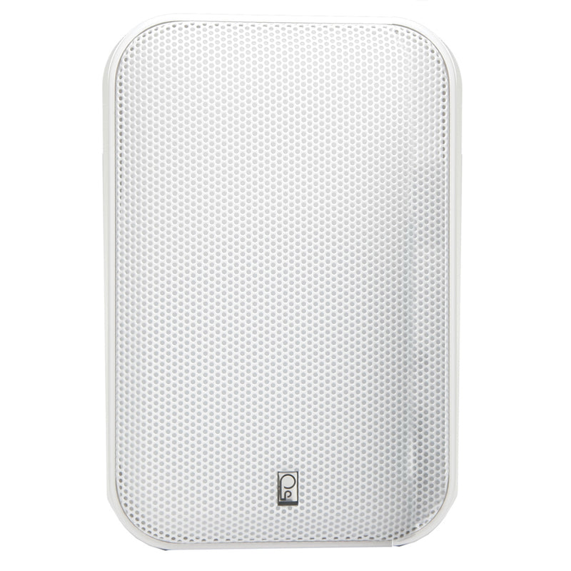 Poly-Planar Platinum Panel Speaker - (Pair) White