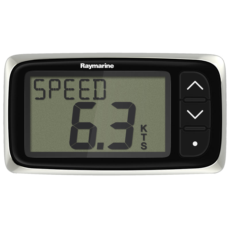 Raymarine i40 Speed Display System w/Transom Mount Transducer