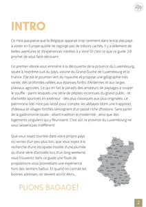 Introduction ebook province Luxembourg Belgique Plions bagage