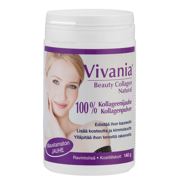 Vivania® Beauty Collagen Natural 140 g