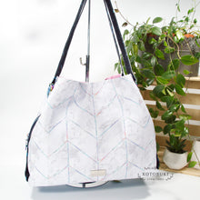 Load image into Gallery viewer, Luz Marina Divider Bag PDF Pattern