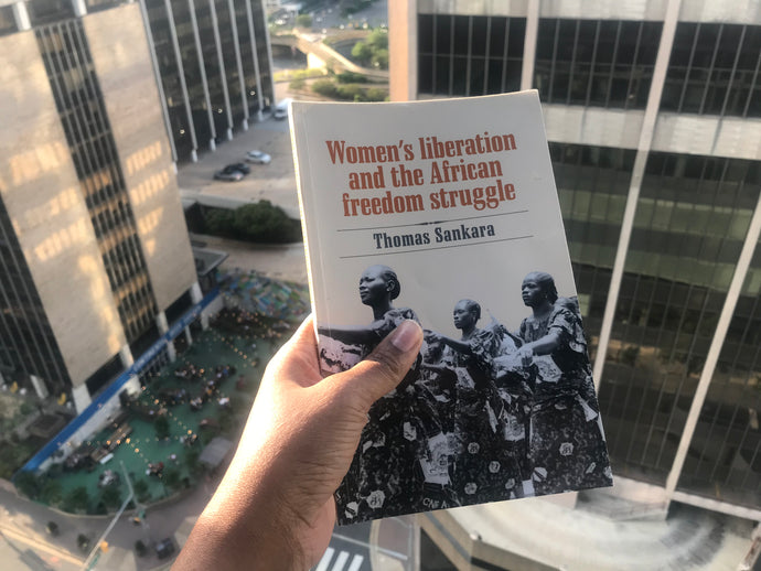 Women's Liberation and the African Freedom Struggle (1990)